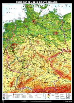 Karte Süddeutschland österreich Schweiz.Language Learning Deutschland österreich Schweiz Klettmaps Com