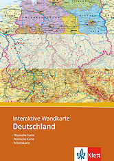 Interaktive Wandkarten / Interactive Wall Maps